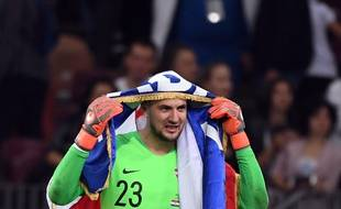 Danijel Subasic met un terme à sa carrière internationale.