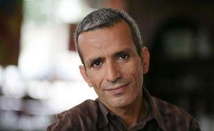 Malek Boutih, secrétaire national du PS en charge des questions de société, le 5 juin 2008 à Paris.
