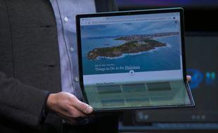 Intel présente l'ordinateur du futur