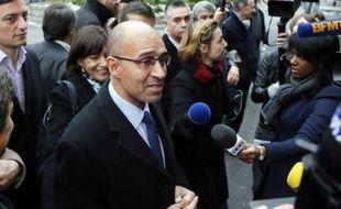 """Harlem Désir, premier secrétaire du PS, a assuré mercredi qu'il n'y avait pas eu, de la part du président Hollande, de recul sur le mariage homosexuel, puisqu'il a indiqué que ce droit s'appliquerait """"partout""""."""