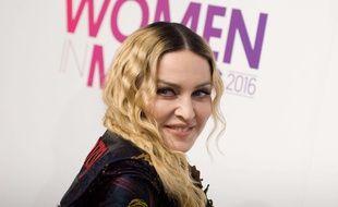 Madonna a un nouveau mec
