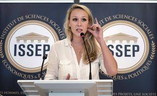 Marion Maréchal à Lyon, le 22 juin 2018.