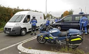Illustration gendarmerie nationale.
