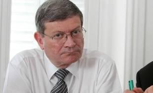 Le député Jean-Luc Reitzer (Archives)