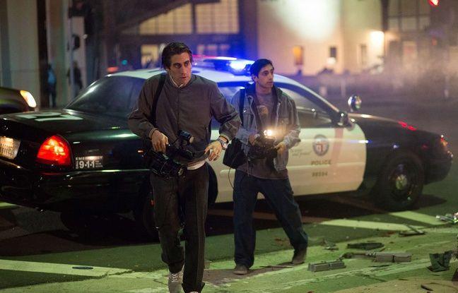 Image tirée du film «Nightcall» avecJake Gyllenhaal