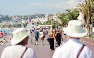 Mercredi sur la promenade des Anglais