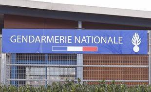 Une caserne de gendarmerie (illustration).