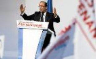 François Hollande, jeudi.