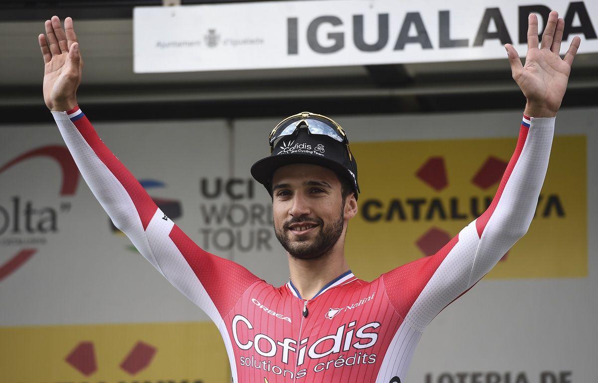Bouhanni avait remporé la deuxième étape du Tour de Yorkshire – Josep Lago / AFP