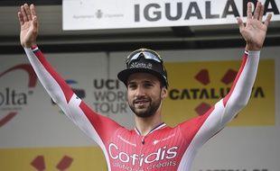 Bouhanni avait remporé la deuxième étape du Tour de Yorkshire