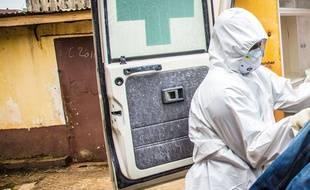 Illustration Ebola.