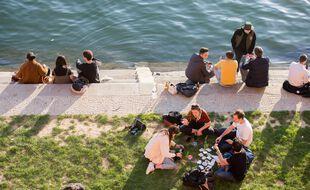 32% de la population d'Occitanie a moins de 30 ans. Illustration.