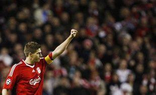 Encore deux buts pour Steven Gerrard. Le capitaine occupe la tête du classement des buteurs de cette Ligue des champions avec 7 réalisations. Pas mal pour un milieu de terrain.