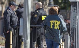 La Maison Blanche a été placée en confinement le 3 mars 2018 après des coups de feu.