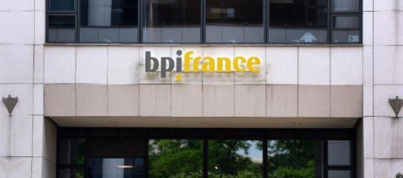 Le siège de Bpifrance, à Maison-Alfort, le 18 juin 2013