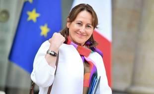 Ségolène Royal, ici en 2017, a défendu sa liberté de parole.
