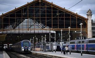 La gare de Marseille Saint-Charles, le 9 avril 2018.