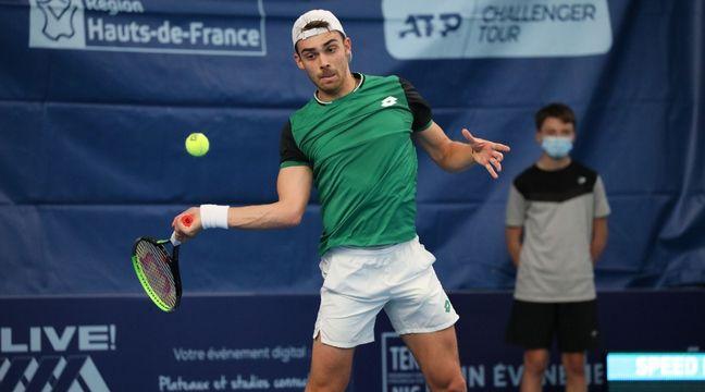 « Ce qu'il a fait, c'est juste dingue »… Qui est Benjamin Bonzi, lueur d'espoir dans la nuit du tennis ...