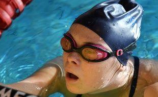 La nageuse Cléo Renou.