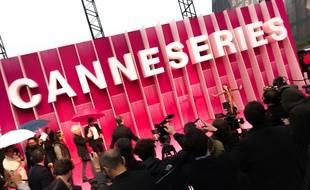 Le tapis rose sera toujours de rigueur sur le parvis du palais des festivals