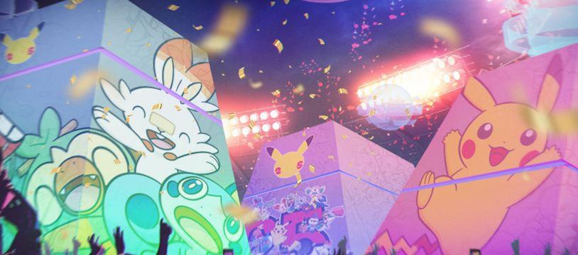 La franchise « Pokémon » a fêté ses 25 ans d'existence et de succès avec plusieurs événements et l'annonce de nouveaux jeux