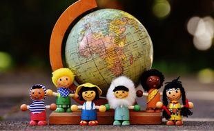 Le 20 novembre célèbre les enfants du monde entier.