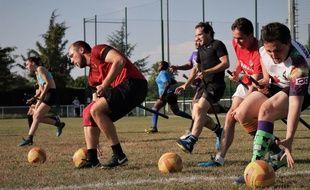 """L""""équipe del'association Toulouse Muggle Quidditch sont qualifiés pour la Coupe d'Europe de Quidditch qui se jouera en mai 2019 en Belgique."""