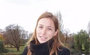 Ophélie Bretnacher, 22 ans, a disparu à Budapest  en Hongrie depuis le jeudi 4 décembre.