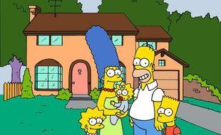 Dans l'épisode du 25 avril 2010, les Simpsons deviennent écolos.