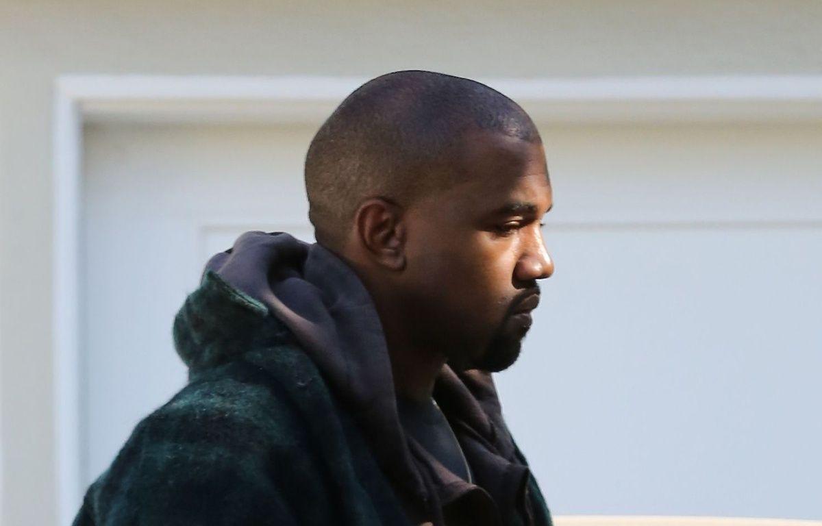 Kanye West à Los Angeles le 27 novembre 2015 – CALPIX/SIPA