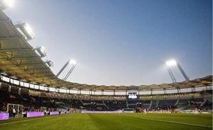 La capacité du Stadium va passer de 36000 places aujourd'hui à 41000 à l'horizon 2014.