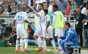 L'OM a écrasé Rennes 3-0 samedi 20 septembre 2014 au Vélodrome.