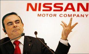 Le troisième constructeur automobile japonais, Nissan Motor, a annoncé mardi un bénéfice net en baisse de 16,2% sur un an au premier trimestre 2007-2008 à 92,3 milliards de yens (566 millions d'euros), évoquant les prix élevés des matières premères et des impôts plus lourds.