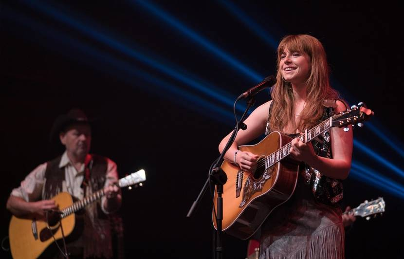 «Wild Rose» révèle Jessie Buckley, graine de star à la voix d'or et au charisme dévorant