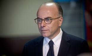 Bernard Cazeneuve,n ministre de l'Intérieur du gouvernement de Manuel Valls