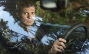 Jamie Dornan en Christian Grey, première photo officielle
