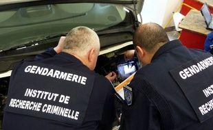 Les «Experts» déménagent à Pontoise entre janvier et juin 2015 dans les nouveaux locaux du pôle judiciaire de la gendarmerie nationale