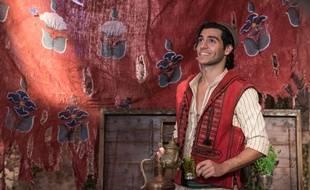 Mena Massoud dans «Aladdin» de Guy Ritchie