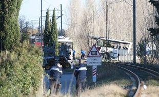 Les gendarmes de Millas étaient les premiers sur les lieux lors de la collision d'un bus scolaire avec un train le 14 décembre 2017