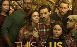 L'affiche de la saison 3 de «This is Us» diffusé sur NBC