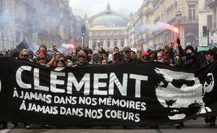 La mort de Clément Méric avait déclenché des manifestations en juin 2013.