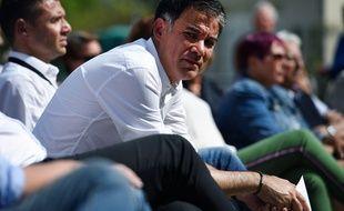 Olivier Faure, premier secrétaire du PS, le 13 octobre 2018.