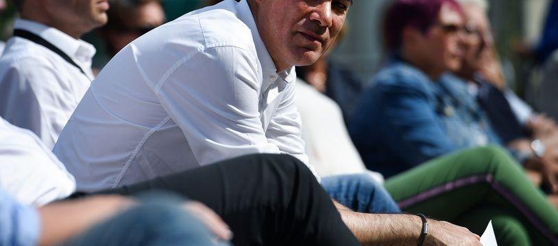 Olivier Mauel, premier secrétaire du PS, le 13 octobre 2018.