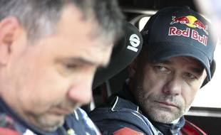 Daniel Elena et Sébastien Loeb, c'est fini