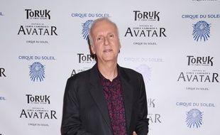 Le réalisateur James Cameron
