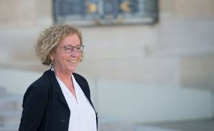 Muriel Pénicaud, ministre du Travail, le 10 octobre 2018 à Paris.