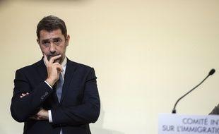 Christophe Castaner, ici le 6 novembre 2019, a décidé d'annuler l'expulsion de Samira et son père vers l'Italie.