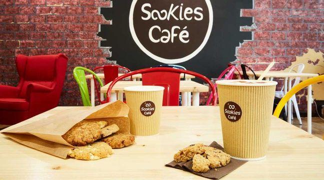 Sookies, la marque de cookies à base de pain dur, fait un carton