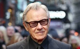 L'acteur Harvey Keitel