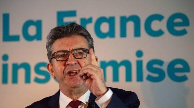 Mélenchon fait un appel du pied aux «gilets jaunes» pour les européennes